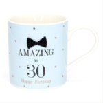 MUG AMAZING AT 30 MALE